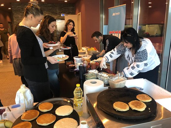 Pancakes and more