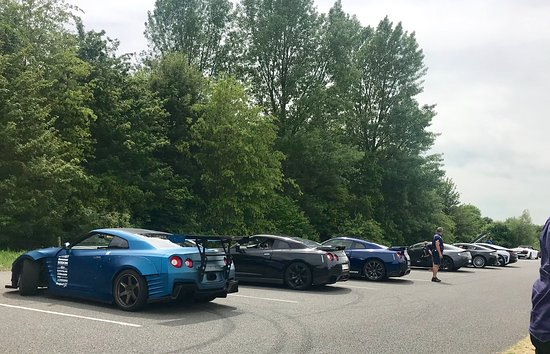Supercar Drive Days: Some of the cars available to drive