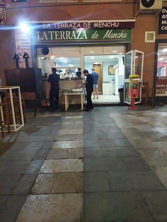 La Terraza De Menchu Ceuta Restaurant Reviews Photos
