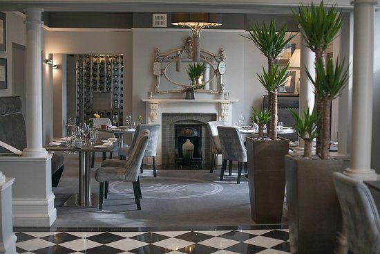 The Dining Room At Poets House Hotel Ely Updated 2019