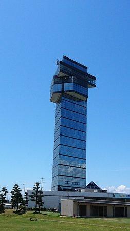 大洗海洋塔外觀