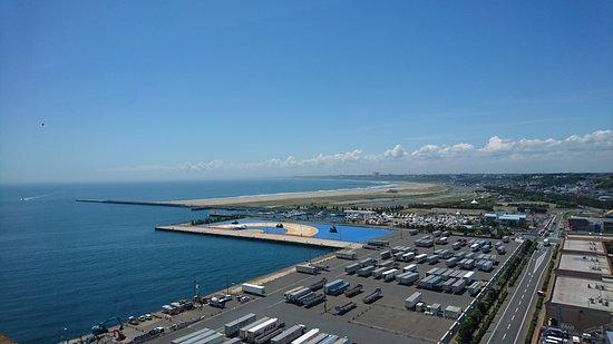 大洗海洋塔觀景臺景觀