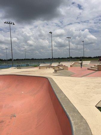Nice recreational facilities!