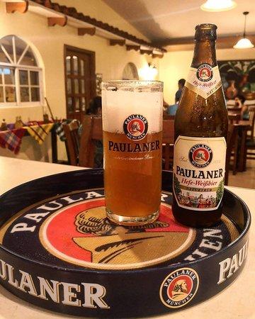 Una fria #Paulaner, la cerveza numero 1️⃣️ de Alemania! ¡Disfrútala solo en #LaCasaDeQuinty! 😎🍻  ¡LES ESPERAMOS!  LA CASA DE QUINTY 📍Tocoa, Colon; Bo El Centro, Calle Principal / contiguo a Banco de los Trabajadores. Tel +(504) 2444-3680 / 3299-7813