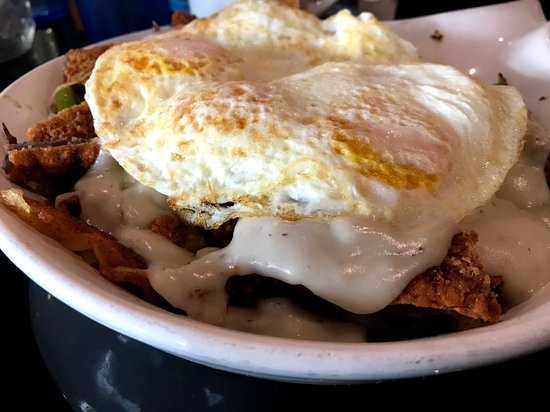 The Scratch Room: Country Skillet with Hashbrowns