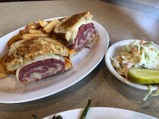 Rueben Sandwich - was good