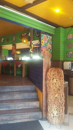 Restaurant Margarita: интерьер