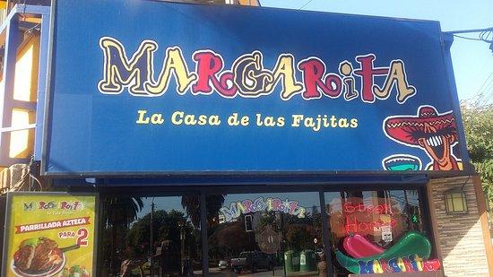 Restaurant Margarita: вывеска