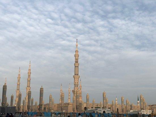 Al Madinah Province, Saudi Arabia: Madina al Munawwarah. Ramadan last ashra In Madīnah.