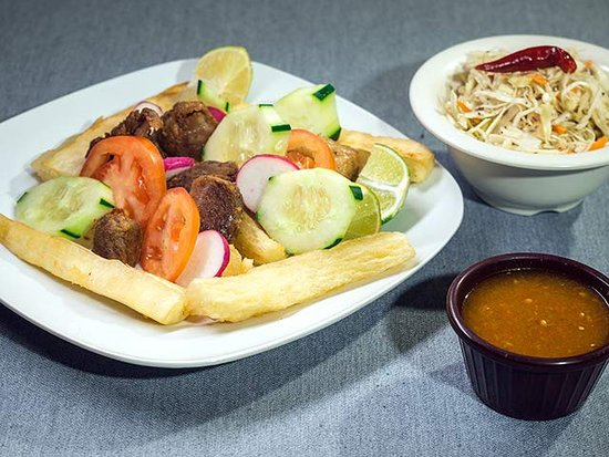 Mi Casa De Sabor Bar & Grill: Fried Yuca