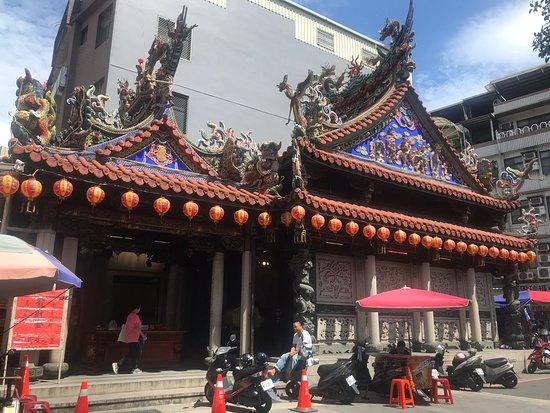 Sanxia, Xinbei: San Zhi Fu Cheng Temple