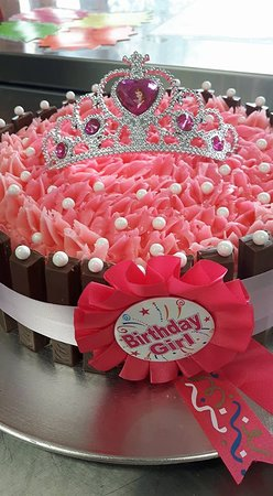 Mary's Corner Cafe & Catering: cake for a special little girls birthday