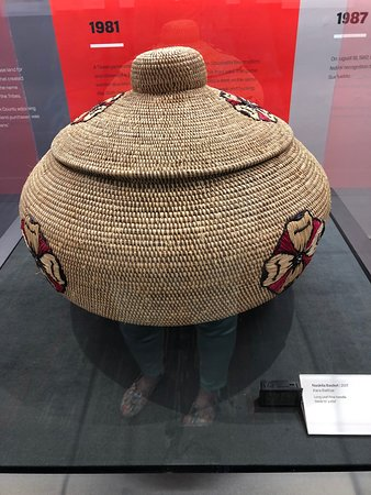 Naskila Gaming : A few artifacts made by the tribal artists