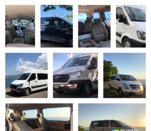 Airport shuttles and tours jacoshuttle2go