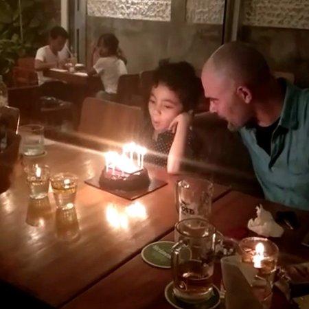 Happy Birthday to you at YAM YAM Thai & Western Restaurant Yogyakarta  #YamYamThaiRestaurant #YamYamThaiYogyakarta #ThaiChefJogja #Kuliner