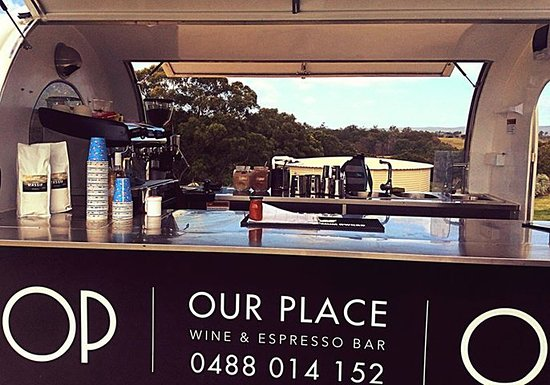 Our travelling espresso bar