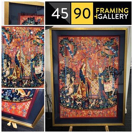 45 90 Framing & Gallery