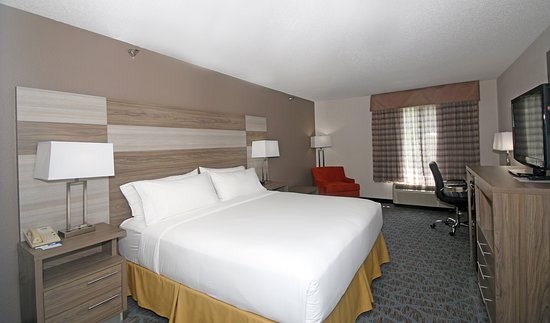 Holiday Inn Express Kernersville: Guest room