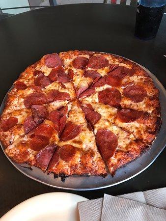 Round Table Pizza Lahaina 2580 Kekaa Dr Restaurant