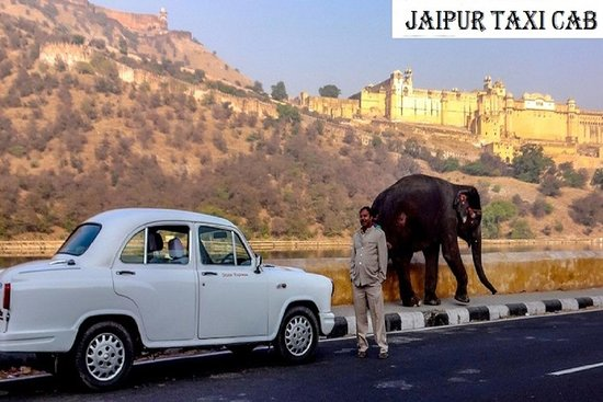 Jaipur Taxi Cab
