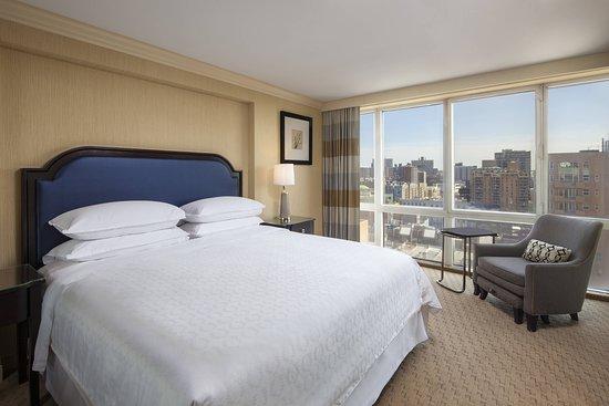 Sheraton LaGuardia East Hotel: Suite