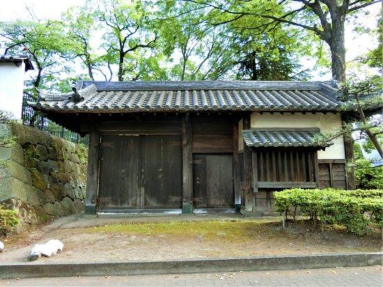 高崎城跡~9(東門)