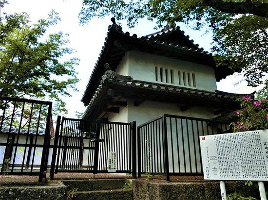 高崎城跡~13(乾櫓)