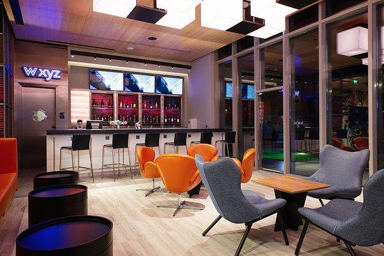 Aloft Dubai South: Restaurant
