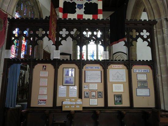 St. Peter's Church: Inside...