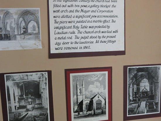 St. Peter's Church: history of the church...