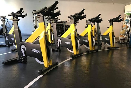 Form Factory Fitness Center Karlín: Spinning