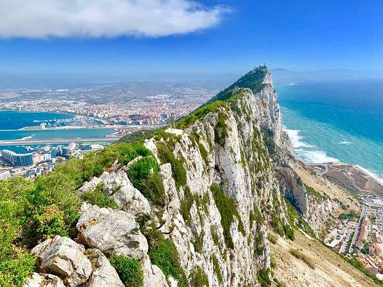 Karte Gibraltar Umgebung.Upper Rock Nature Reserve Gibraltar Aktuelle 2019 Lohnt Es