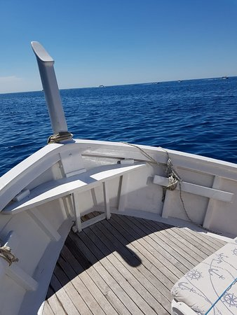 Our boat, our passion
