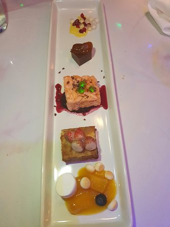 Alter Ego: dessert