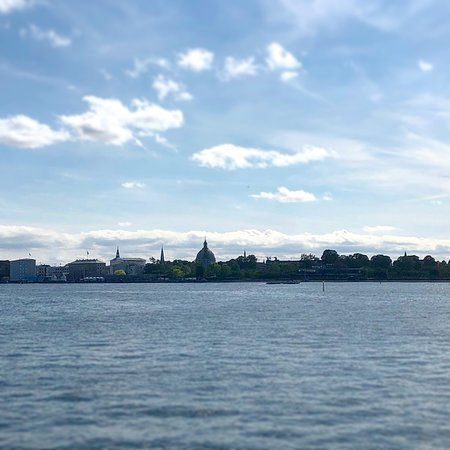 CopenHot HotDays: View from the tubs