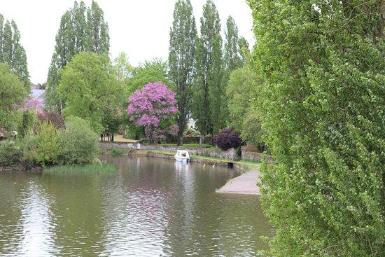 Grez Neuville, France: Jolie promenade dans ce village se trouvant au bord de l'eau