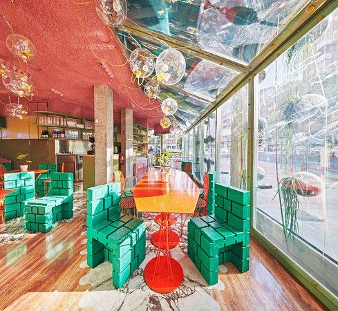 CAFÉ RUN RUN RUN, Madrid - Chamberí - Menú, Precios y Restaurante Opiniones  - Tripadvisor