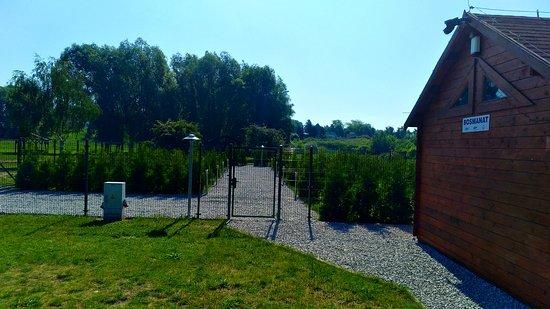 Czerwonak, Polonia: Pole namiotowe