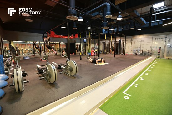 Form Factory Fitness Center Eden