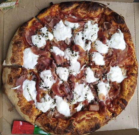 """pizza """"Burrata"""""""