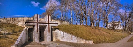 The Memorial Complex of the Tuskulėnai Peace Park