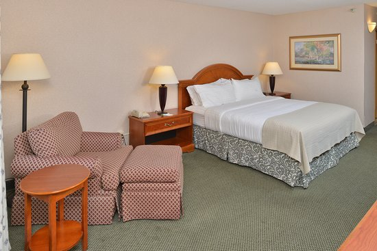 Holiday Inn Great Falls Convention Center: Guest room