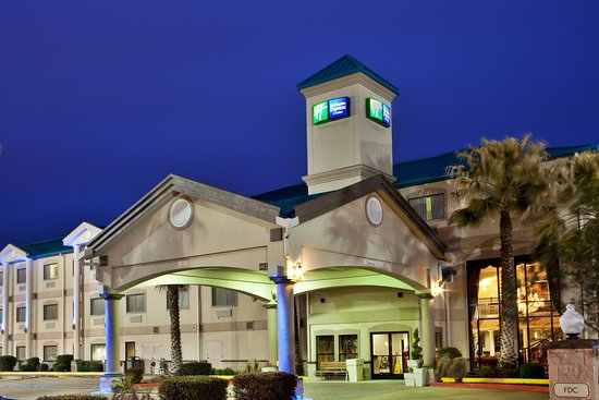 Holiday Inn Express Hotel & Suites Lake Charles: Exterior