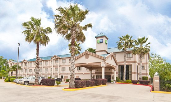 Holiday Inn Express Hotel & Suites Lake Charles: Exterior