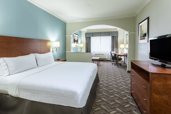Holiday Inn Express Hotel & Suites Lake Charles: Suite