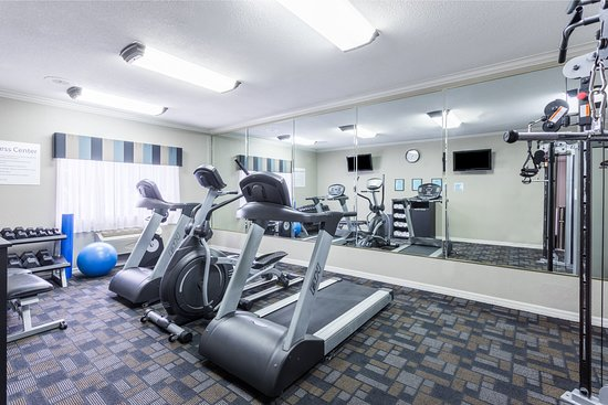 Holiday Inn Express Hotel & Suites Lake Charles: Health club