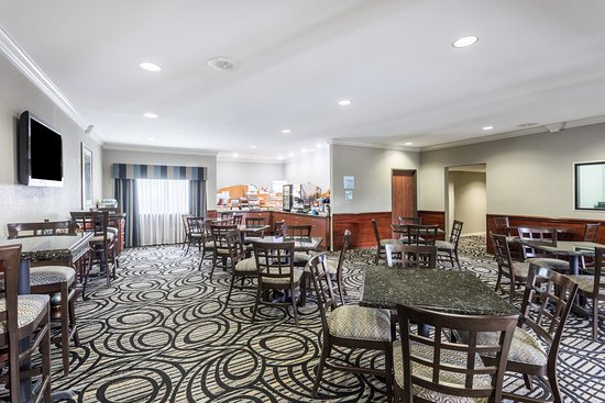 Holiday Inn Express Hotel & Suites Lake Charles: Restaurant