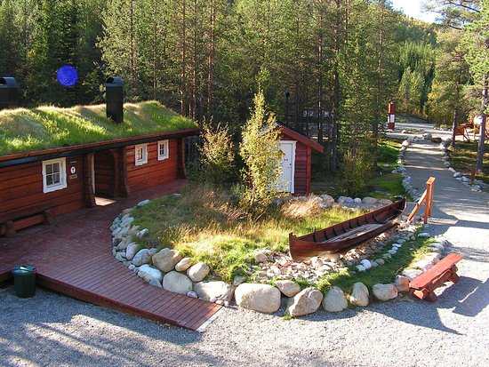 Storslett, Norge: Nordkalottstua cabin summer