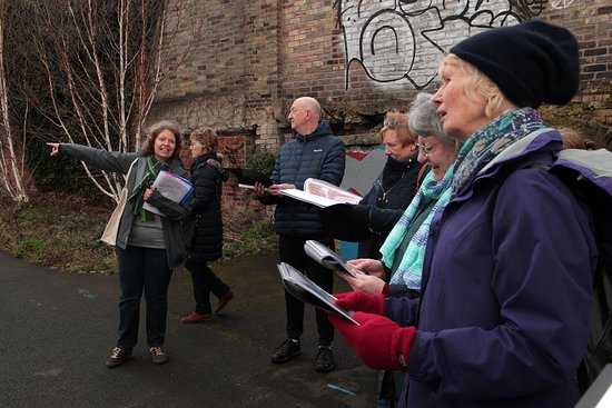 Back to the Future Guided Walks of Ouseburn Valley