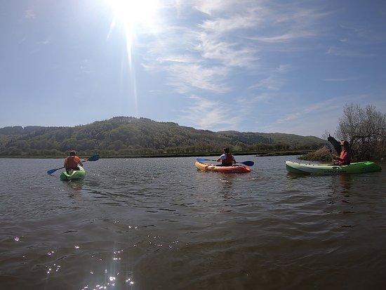 Canyoning Snowdonia North Wales Adrenalin Addicts